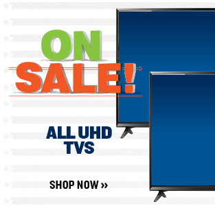 All UHD TVs on Sale
