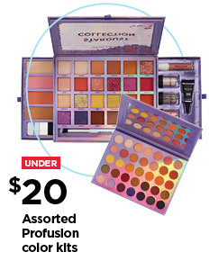 Profusion Color Kits under $20