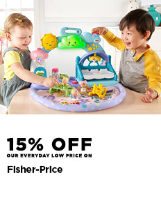 15% Off Fisher-Price