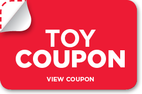 Save 20% on any single toy item with coupon code GIVETOYS