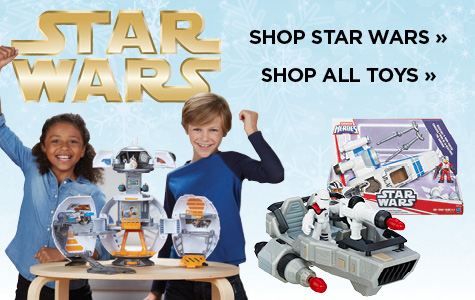 20% OFF STAR WARS TOYS