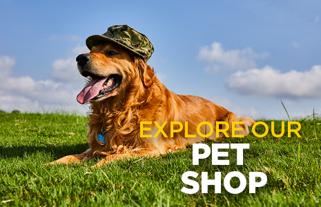 Explore Our Backpack And Luggage Shop Explore Our Pet Shop