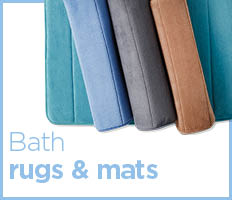 Bath Rugs and Mats