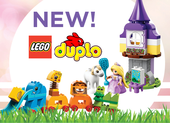 New sets from Lego Duplo