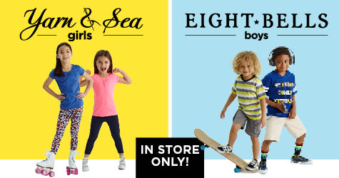 SHOP KIDS' EIGHT BELLS