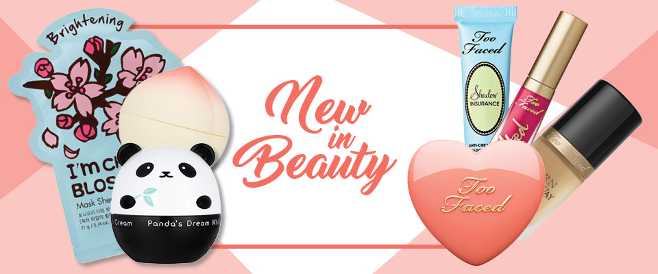 See What's New in Beauty!