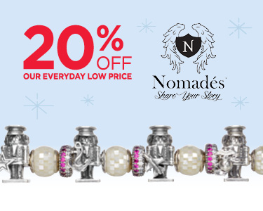 20% Off Nomades Jewelry