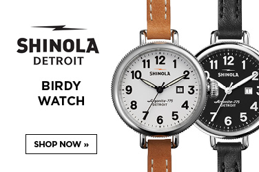Shop Shinola Birdie Watch