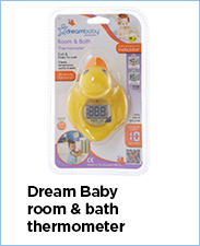 Dream Baby Room & Bath Thermometer