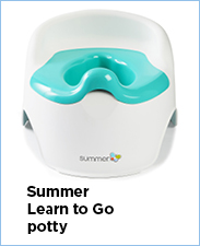 Summer Learn to Go Potty