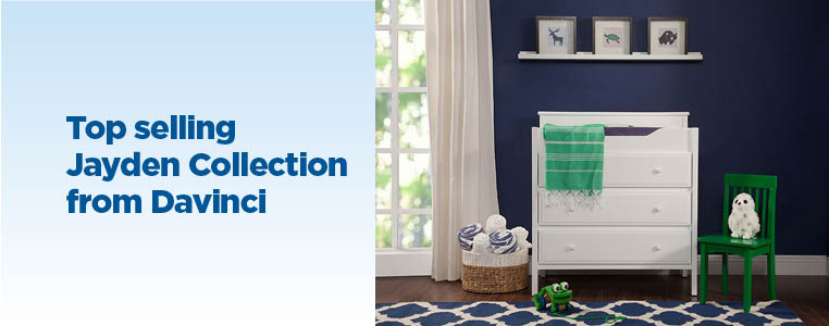 Top Selling Jayden Collection from Davinci