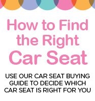 Explore our Car Seat Guide