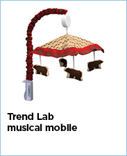 Trend Lab Musical Mobile