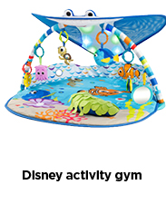 Disney Baby Finding Nemo Activity Gym