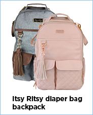 Itsy Ritsy Diaper Bag Backpack