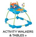 Activity Walkers & Tables