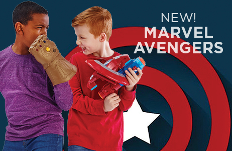 New Marvel Avengers