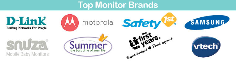 TOP MONITOR BRANDS
