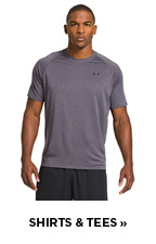 Men's active shirts and tees