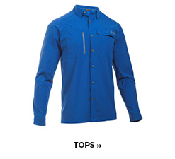 Men's outdoor tops