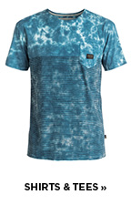Men's surf and skate shirts
