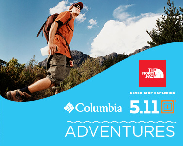 Shop Men's Adventure Apparel and Outerwear