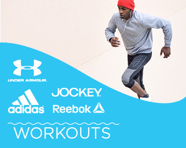 Shop Men's Activewear and Workout Apparel