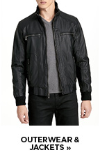 Men's outerwear and jackets