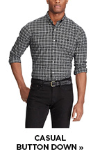 Men's casual button downs