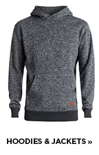 Men's surf and skate hoodies