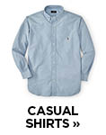 Big & Tall Casual Shirts