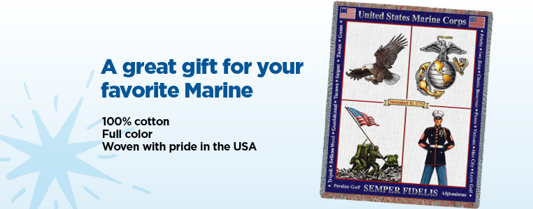 A great gift for your favorite Marine