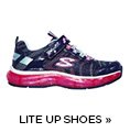 Lite Up Shoes