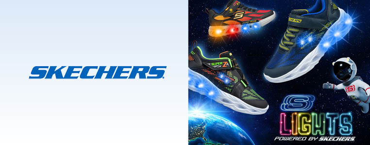 Skechers Lite Up Shoes