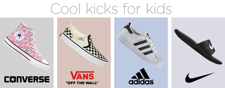 Cool Kicks for Kids