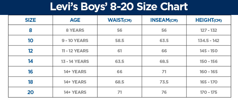 Measure for the proper fit for boys' uniforms, pants, shirts, & more with this helpful boys' clothing sizing chart & fit guide from Dickies. Williamson-Dickie Mfg. Co. Men All Men Pants Jeans Shorts Shirts Outerwear Coveralls & Overalls Big & Tall Young Men Underwear Footwear Accessories Scrubs.