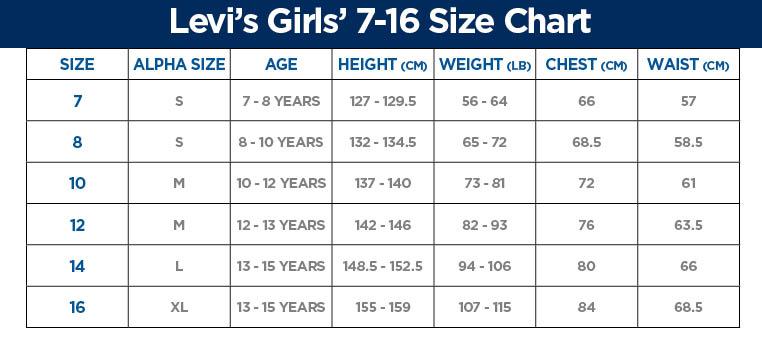 Levi s girls night out denim legging size 12 big girls jeans