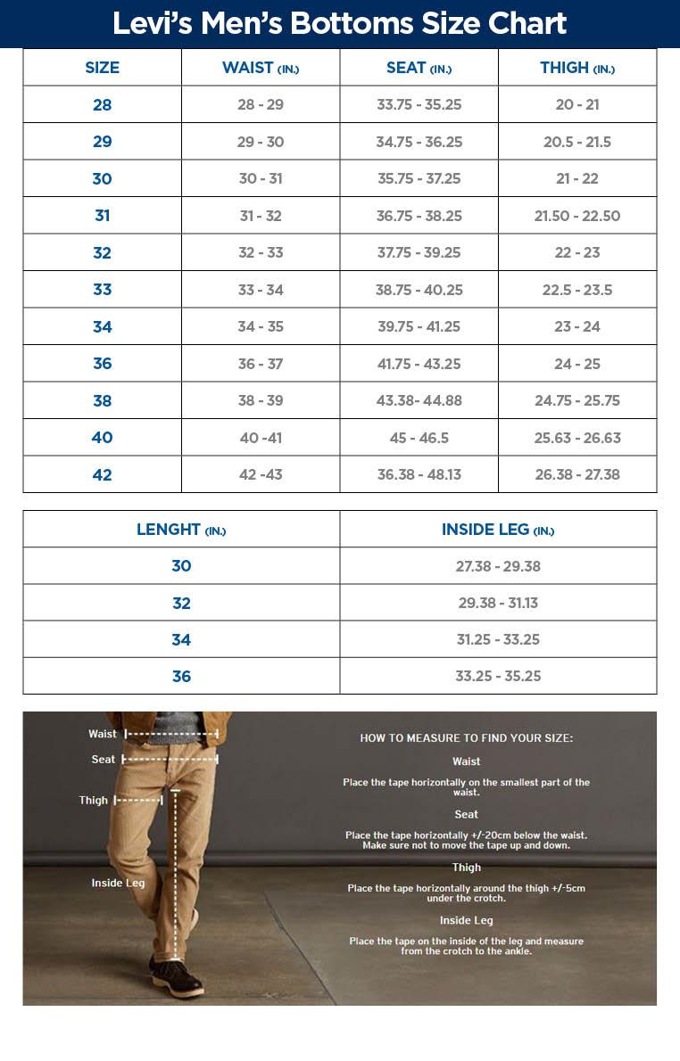 d03c11d1bb3 Levi's Men's 512 Slim Tapered Rip-n-tear Jeans | Men's Jeans | Apparel -  Shop Your Navy Exchange - Official Site
