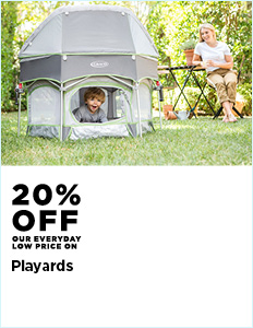 20% Off Playards
