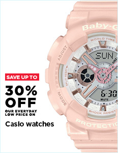 Up to 30% off Casio Watches
