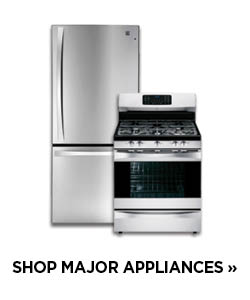 SHOP MAJOR APPLIANCES