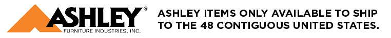 Ashley Furniture only available in lower 48 states