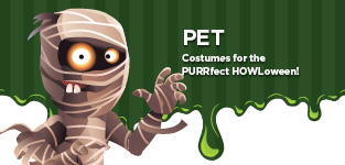 Halloween for Your Pets
