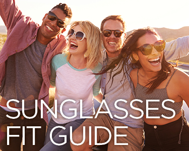 Find Your Perfect Fit with Our Sunglasses Fit Guide