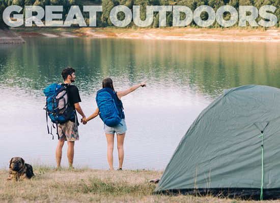 See the Great Outdoors