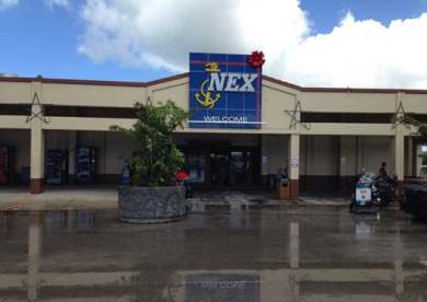 Navy Exchange Guam