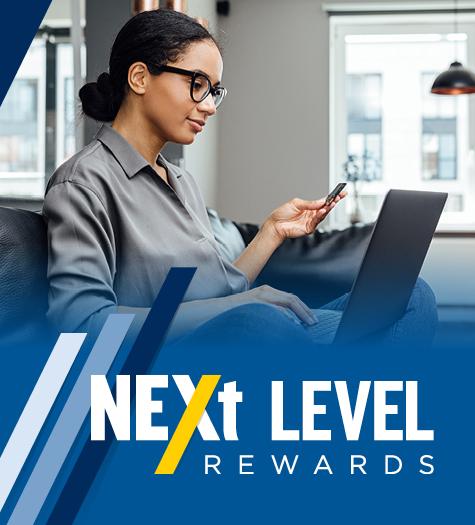 NEXt Level Rewards
