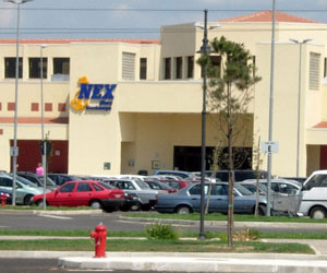 Naples Main Navy Exchange In Gricignano Di Aversa It Shop Your