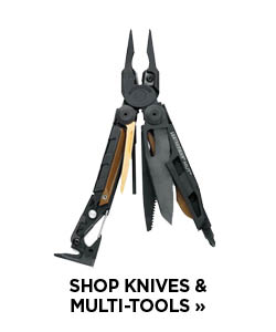 SHOP KNIVES & MULTITOOLS