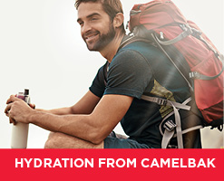 Save 15% on Hydration from CamelBak